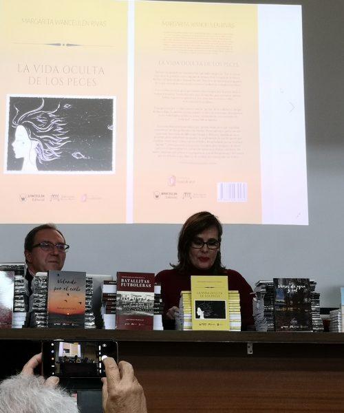 PRESENTACIÓN LIBRO LA VIDA OCULTA DE LOS PECES ENERO 2019 (1)